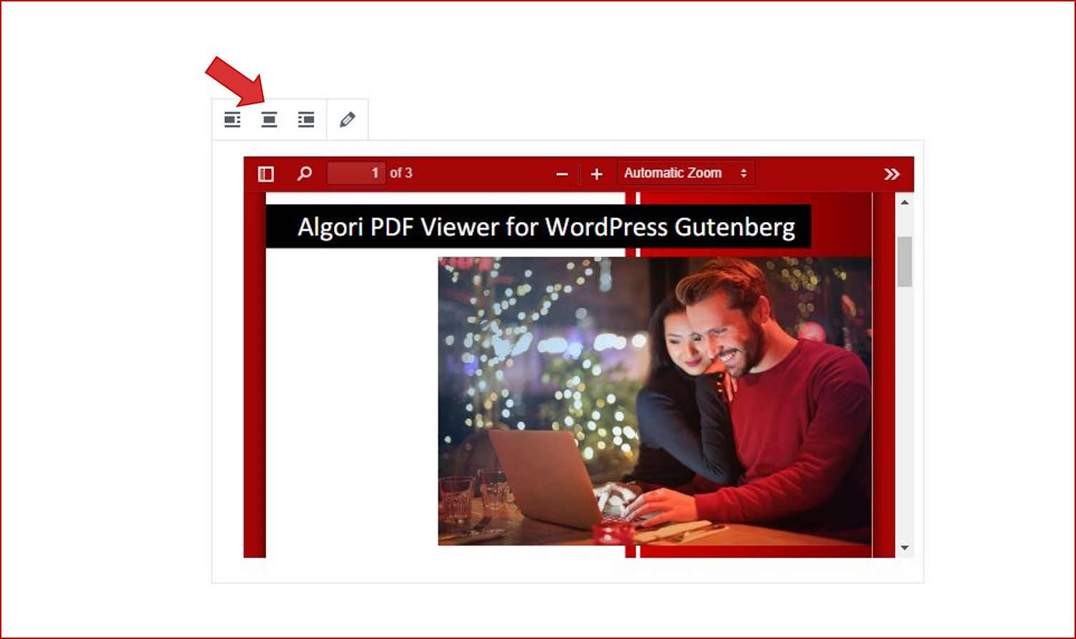 Algori PDF Viewer Pro for WordPress Gutenberg | Kevin Bazira